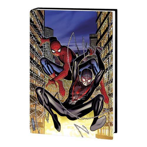 Marvel: Spider-Men Hardcover