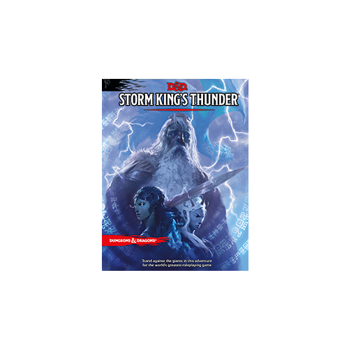 Dungeons & Dragons Next: Storm King???s Thunder (5th Edition)
