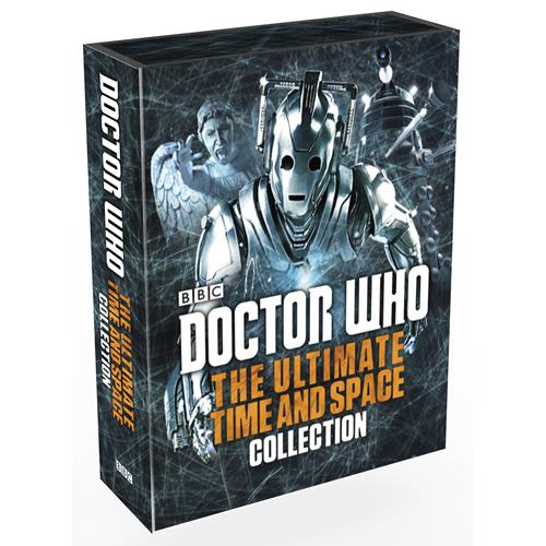 Doctor Who Ultimate Time & Space Collection Keepsake Box