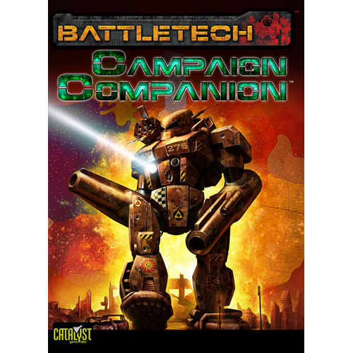 Battletech: Campaign Operations Companion