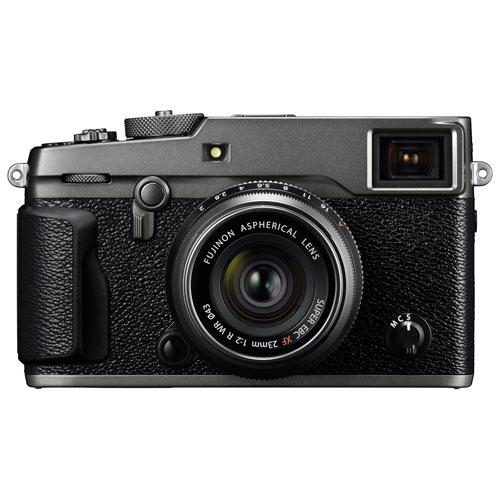 Appareil photo sans miroir X-Pro2 édition Graphite de Fujifilm avec objectif de 23 mm - Graphite