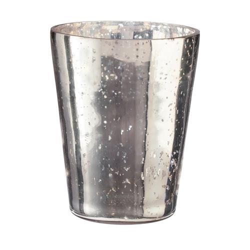 Livevie Champagne Collection Vase Style Votive