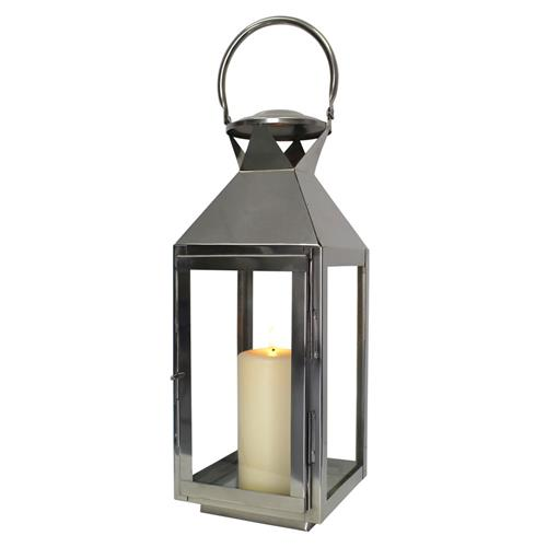 Livevie Stainless Steel Lantern
