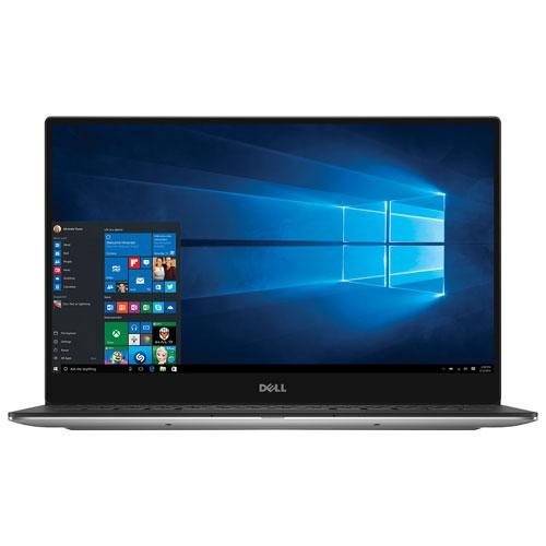 "Dell XPS 13.3"" Laptop - Aluminum Silver (Intel Core i5-7200U/ 128GB HDD/ 8GB RAM/ Windows 10)"