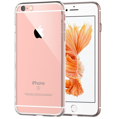 MiiU (TM) iPhone 6s Plus Case, iPhone 6s Plus / 6 Plus Case Shock-Absorption Bumper and Anti-Scratch Clear Back f
