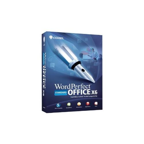 Corel WordPerfect Office X6 Standard OEM