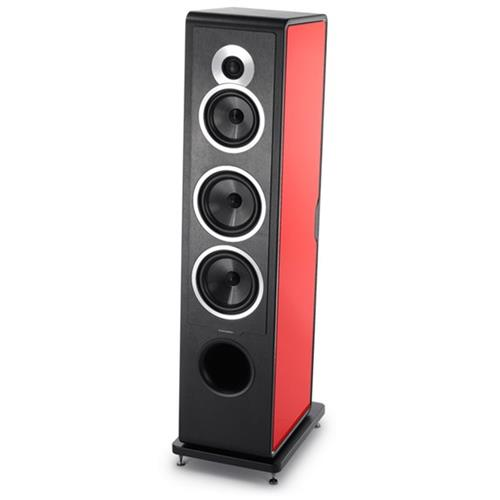 Sonus Faber Chameleon T Tower Speakers, pair (Red)