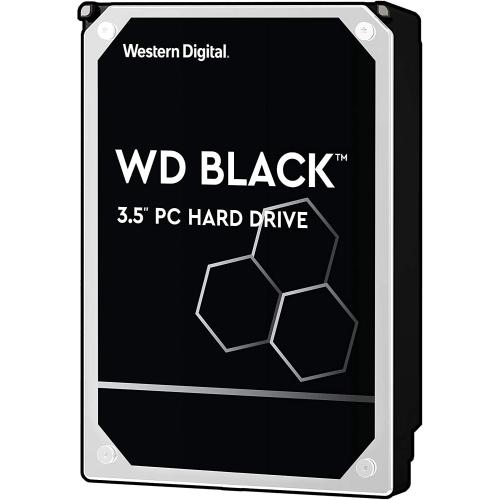 Western Digital 6TB SATA 6Gb/s 7200RPM 128M 3.5inch WD Black (WD6002FZWX)