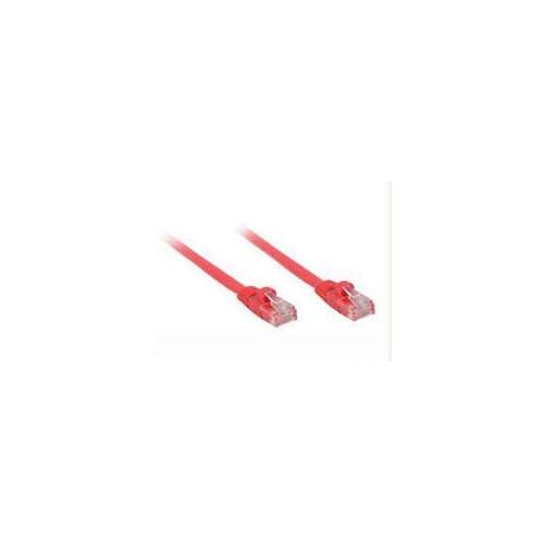C2G 100FT CAT5E SNAGLESS UTP CABLE-RED (19386)