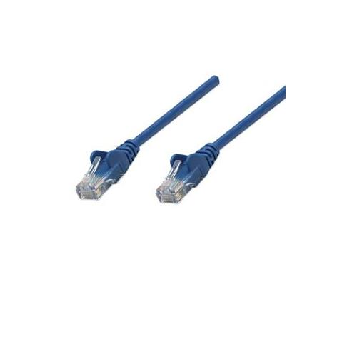 50' CAT5e UTP Patch Cbl Blue