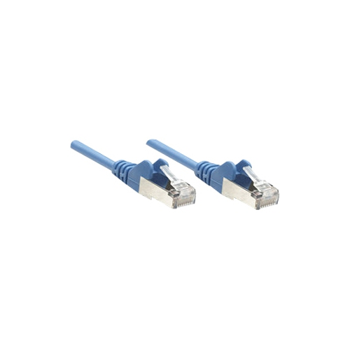 Intellinet 3' (1m) CAT6 UTP Patch Cbl Blue (342575)