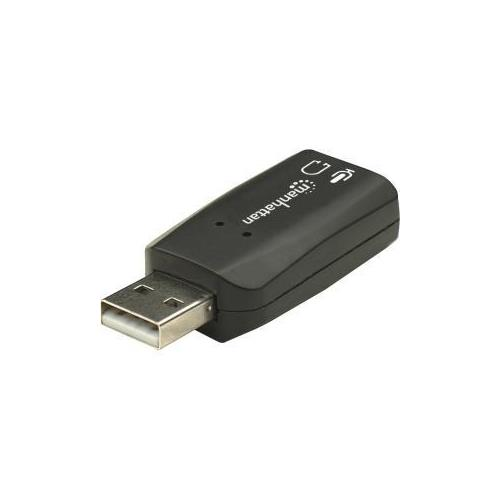 HiSpeed USB 3-D Sound Adapter
