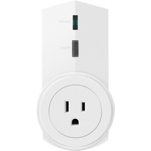 Aluratek Wireless Home Automation Switch Kit gives you remote control of your home applia (AWHAS0103F)