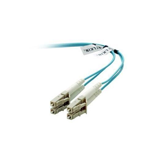 Belkin Belkin F2F402LL-30M-G 10 Gig Aqua patch cable - 98 ft (F2F402LL-30M-G)