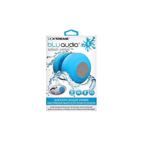 BT Shower Speakers Blue
