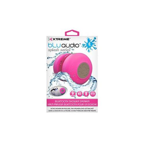 BT Shower Speakers Pink