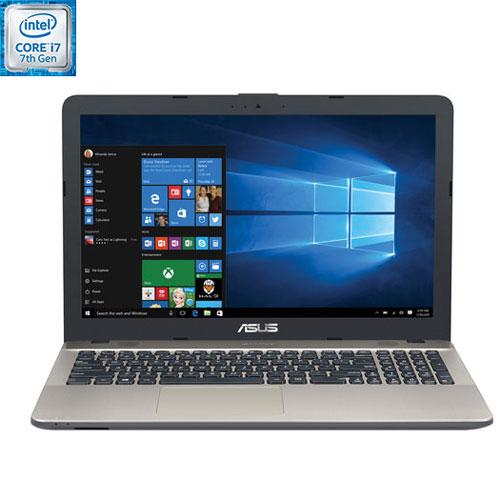 "ASUS VivoBook X541 15.6"" Laptop - Chocolate Black (Intel Core i7-7500U/1TB HDD/8GB DDR4/Windows 10)"