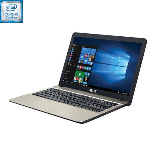 VivoBook X541 de 15,6 po d'ASUS - Noir (Core i5-7200U Intel/DD 1 To/RAM 8 Go/Windows 10) - Bilingue