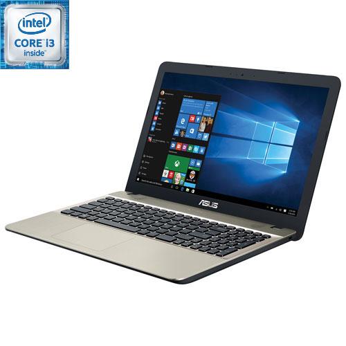 """ASUS VivoBook X541 15.6"""" Laptop - Black (Intel Core i3-6100U/ 1TB HDD/ 8GB RAM/ Win 10) - Bilingual"""