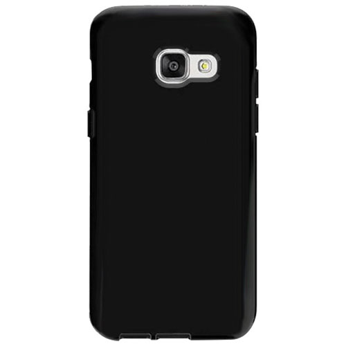 Affinity Gelskin Fitted Soft Shell Case for Galaxy A5 - Black