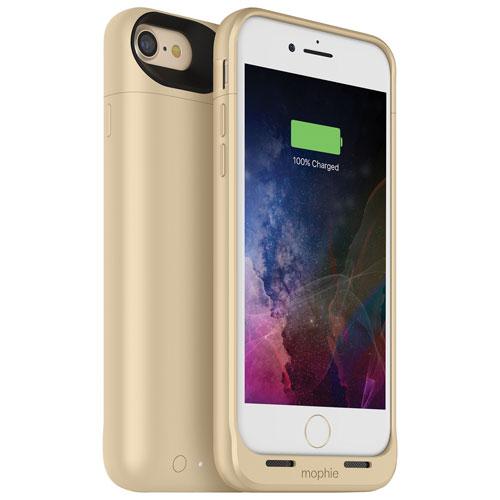 Étui avec batterie intégrée juice pack air de mophie pour iPhone 7 - Doré