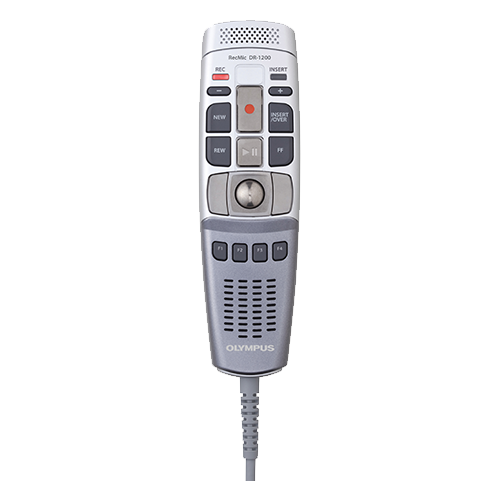 Olympus RecMic DR-1200 Push Button Voice Recorder