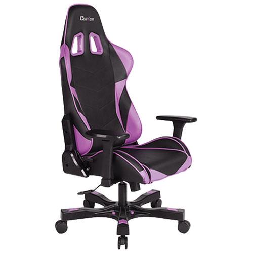 Clutch Chairz Crank Charlie Gaming Chair - Purple/Black