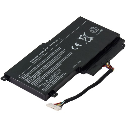BattDepot: Laptop Battery Replacement for Toshiba Satellite L40/L50 (2838mAh/43Wh) 14.4 Volt Li-Polymer Laptop Battery