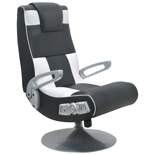 X-Pedesta Ergonomicl Gaming Chair - Black/White