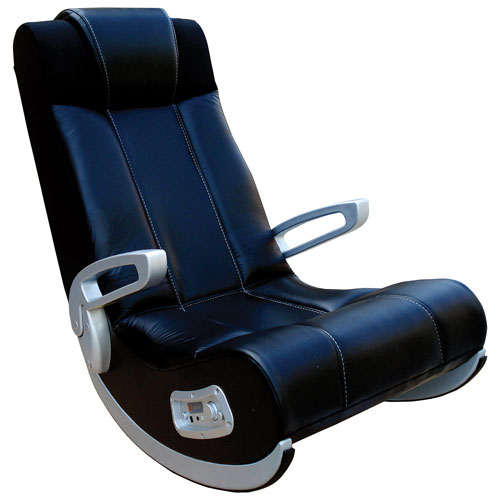 x rocker ii se ergonomic rocker gaming chair with built in speaker