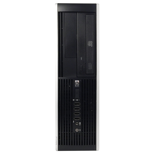 HP 8200 Small Form DesktopIntel Core i3 2100-3.1GHZ,4G DDR3,Storage:250 GB,DVD,Windows 10,1 Year Warranty-Refurbished