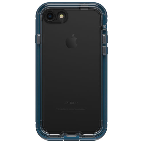 LifeProof NÜÜD iPhone 7 Fitted Hard Shell Case - Midnight Indigo Blue