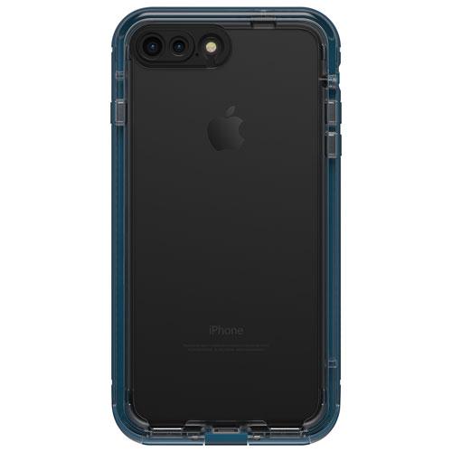 LifeProof NÜÜD iPhone 7 Plus Fitted Hard Shell Case - Midnight Indigo Blue