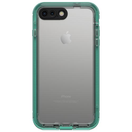 LifeProof NÜÜD iPhone 7 Plus Fitted Hard Shell Case - Mermaid Teal