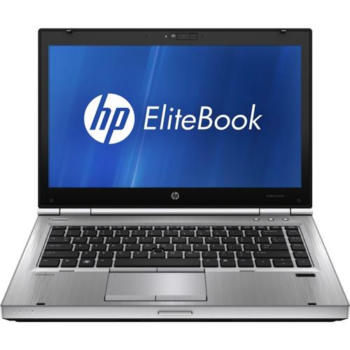 HP Elitebook 8470P, intel i5-2.6 Ghz, 8GB Memory, 320gb hard drive, windows 10 pro (English/French), 1YW, Refurbished