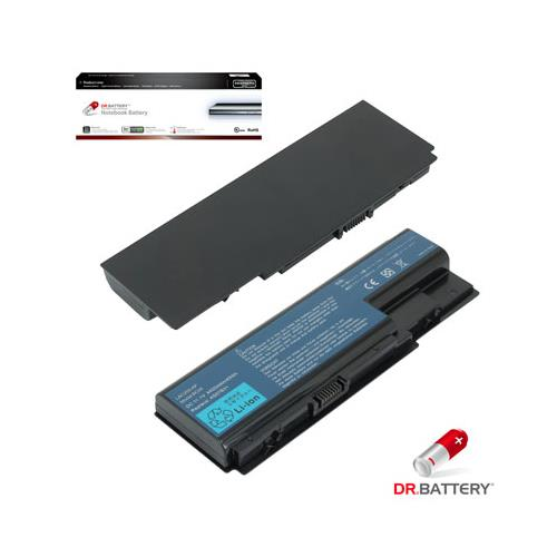 Dr. Battery Advanced Pro Series Replacement Laptop Battery - Acer / Gateway - 2 Year Warranty - Free Shipping