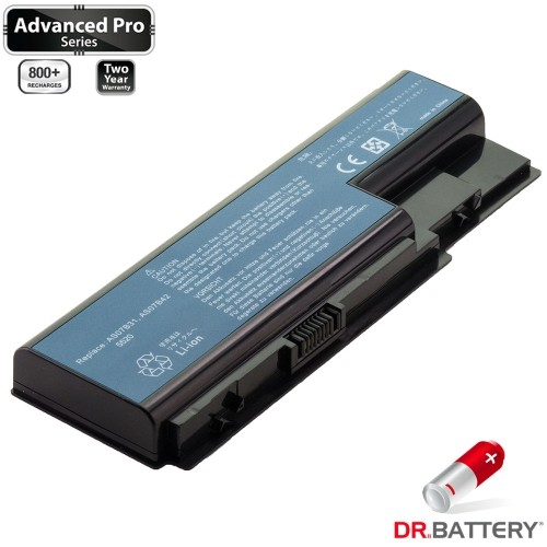 Dr. Battery - Canadian Brand Replacement Laptop Battery (Samsung SDI 5200mAh) - Acer AS07B31 - Free Shipping across Canada