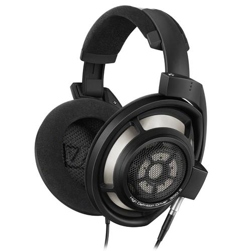 Sennheiser HD-800 Audiophile Open Dynamic Headphones