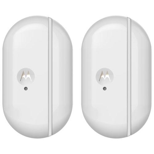 Motorola Smart Nursery Alert Sensor (MBP81SN-2) - 2 Pack