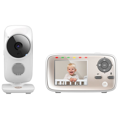 Motorola 2 8 Quot Wi Fi Baby Monitor With Two Way