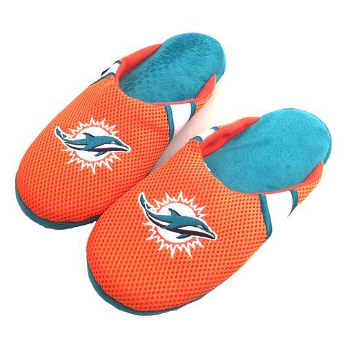 6b2dfa5fb835 ... NFL Miami Dolphins Jersey Slippers Mens Small - 7-8 US NFL Memorabilia  - Best ...