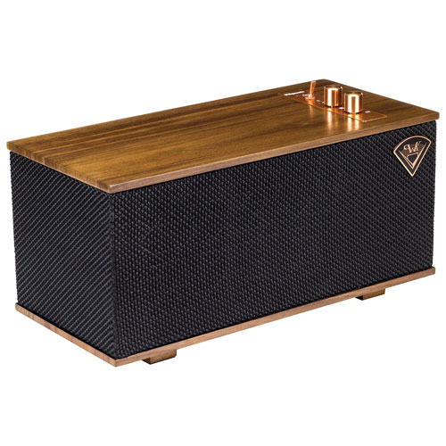 Haut-parleur sans fil Bluetooth The One de Klipsch - Noyer