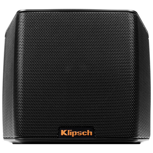 Klipsch Groove Splashproof Bluetooth Wireless Speaker - Black