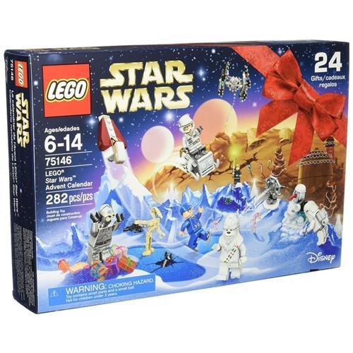 LEGO Star Wars Advent Calendar [75146 - 282 Pieces] : LEGO - Best ...