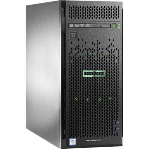 HP ProLiant ML110 G9 4.5U Tower Server - 1 x Intel Xeon E5-2603 v4 Hexa-core (6 Core) 1.70 GHz