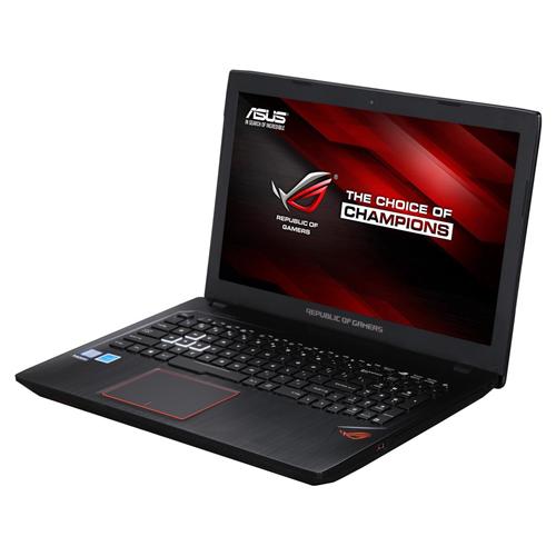 "ASUS 15.6"" ROG GL553VD-Q72S-CB Intel i7-7700HQ GTX 1050 16GB RAM 1TB HDD 256G SSD Gaming Latop"