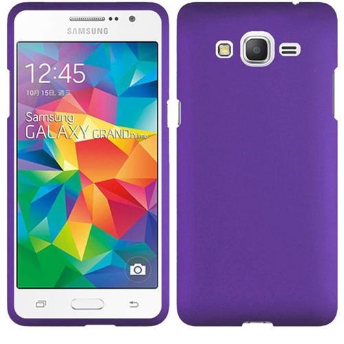 Insten Hard Case For Samsung Galaxy Grand Prime, Purple
