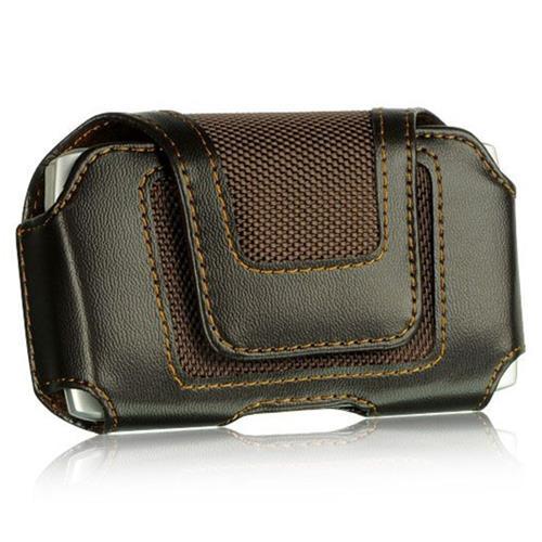 Insten Flip Leather Case For Apple iPhone 4/4S, Samsung Galaxy S6, Sony Xperia Z2,ZTE Z432, Brown