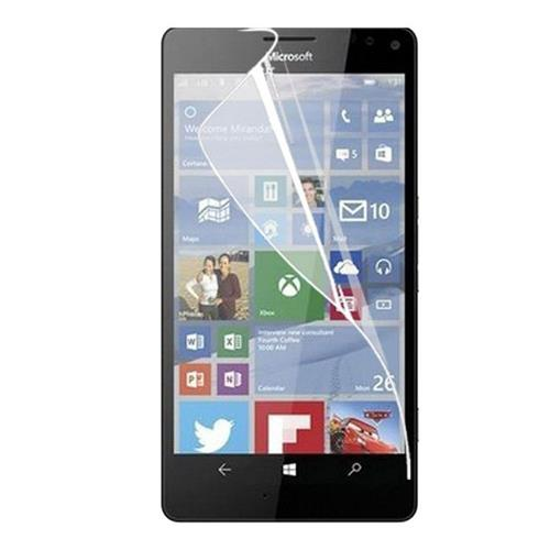 Insten Clear LCD Screen Protector Film Cover For Microsoft Lumia 950 XL
