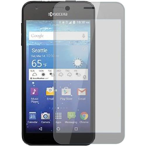 Insten Clear Tempered Glass LCD Screen Protector Film Cover For Kyocera Hydro View